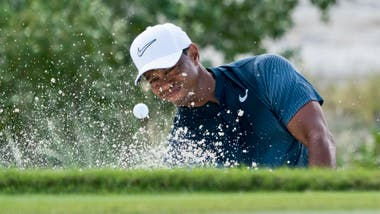 Tiger Woods en Bahamas