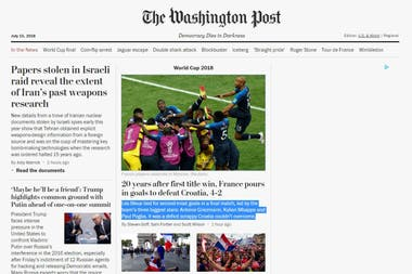 El diario The Washington Post