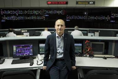 La posibilidad de aplicar inteligencia artificial y big data al servicio de subterráneos está cerca para Carlos Forlenza, que dirige el área de innovación de Deutsche Bahn, operadora de ferrocarriles alemanes y asesor de Metrovías en nuevas tecnologías