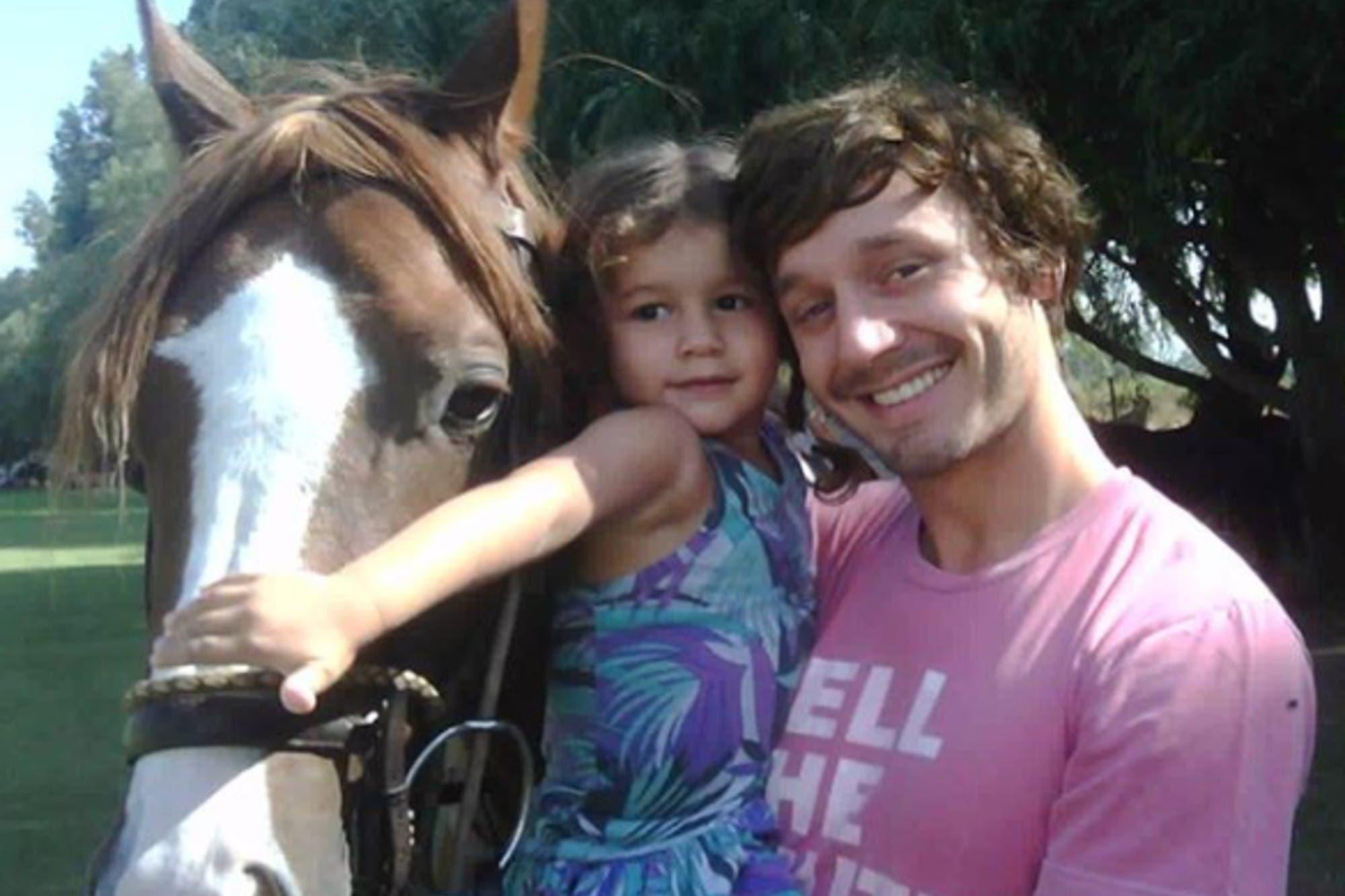 Emocionado, Benjamín Vicuña contó que recibió más fotos de su hija Blanca