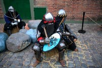 Los fanáticos despiden a Game of Thrones en La Boca