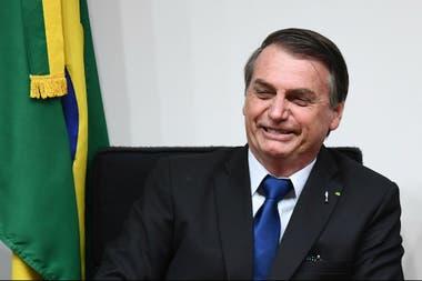 Bolsonaro celebra la aprobación de su propuesta