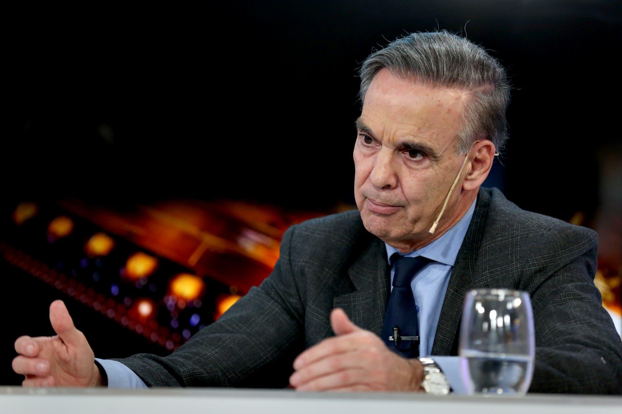 Cornejo y Pichetto salieron en defensa de Macri tras los dichos de Carrió