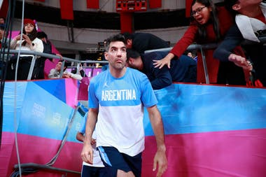 Luis Scola, figura argentina en los Panamericanos de Lima