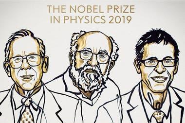 El Premio Nobel de Física 2019 fue para dos descubrimientos en cosmología y exoplanetas