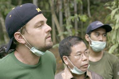 Leonardo DiCaprio, generoso en tiempos de crisis global