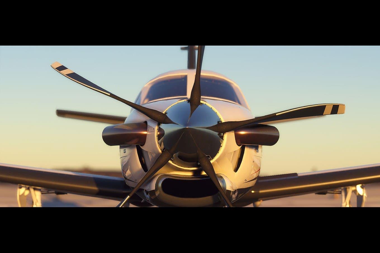 Hablan los creadores del Flight Simulator 2020