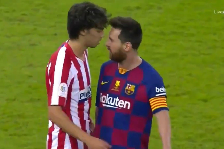 Barcelona-Atlético de Madrid: el partido de Messi, entre discusiones, un gol válido y otro anulado