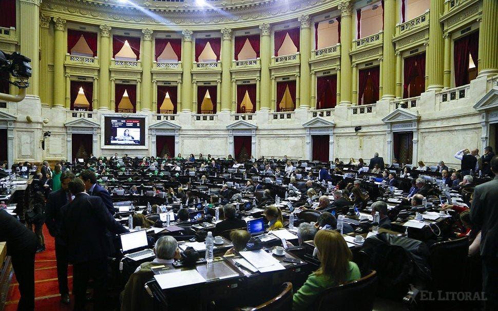 Diputados se prepara para debatir la semana próxima el proyecto sobre deuda