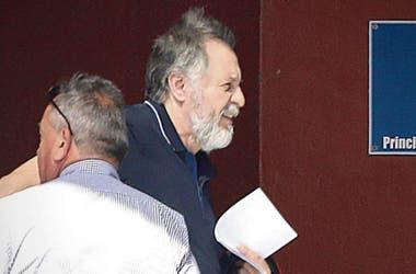 El empresario Cristóbal López