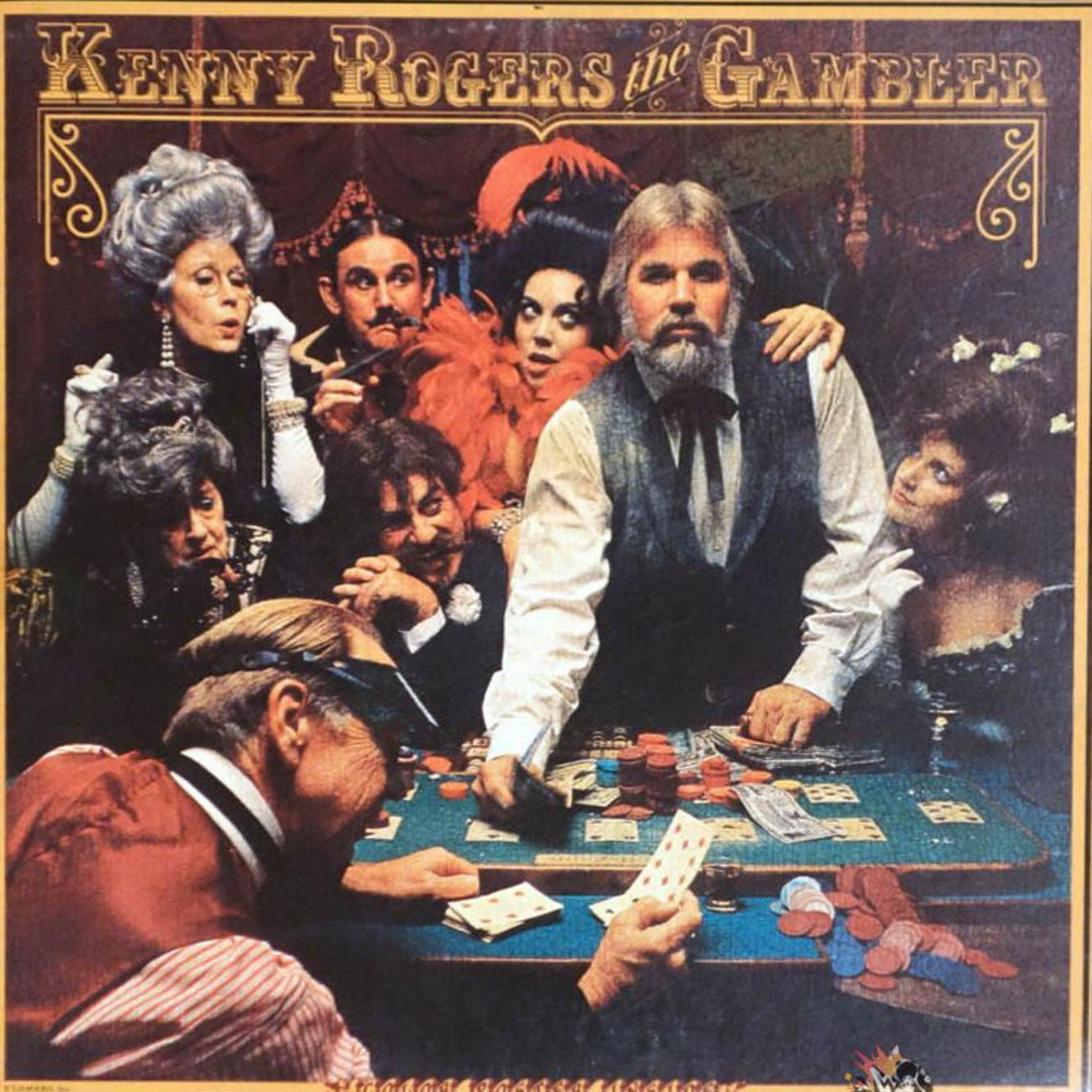 Kenny Rogers, la voz que llevó el country al pop