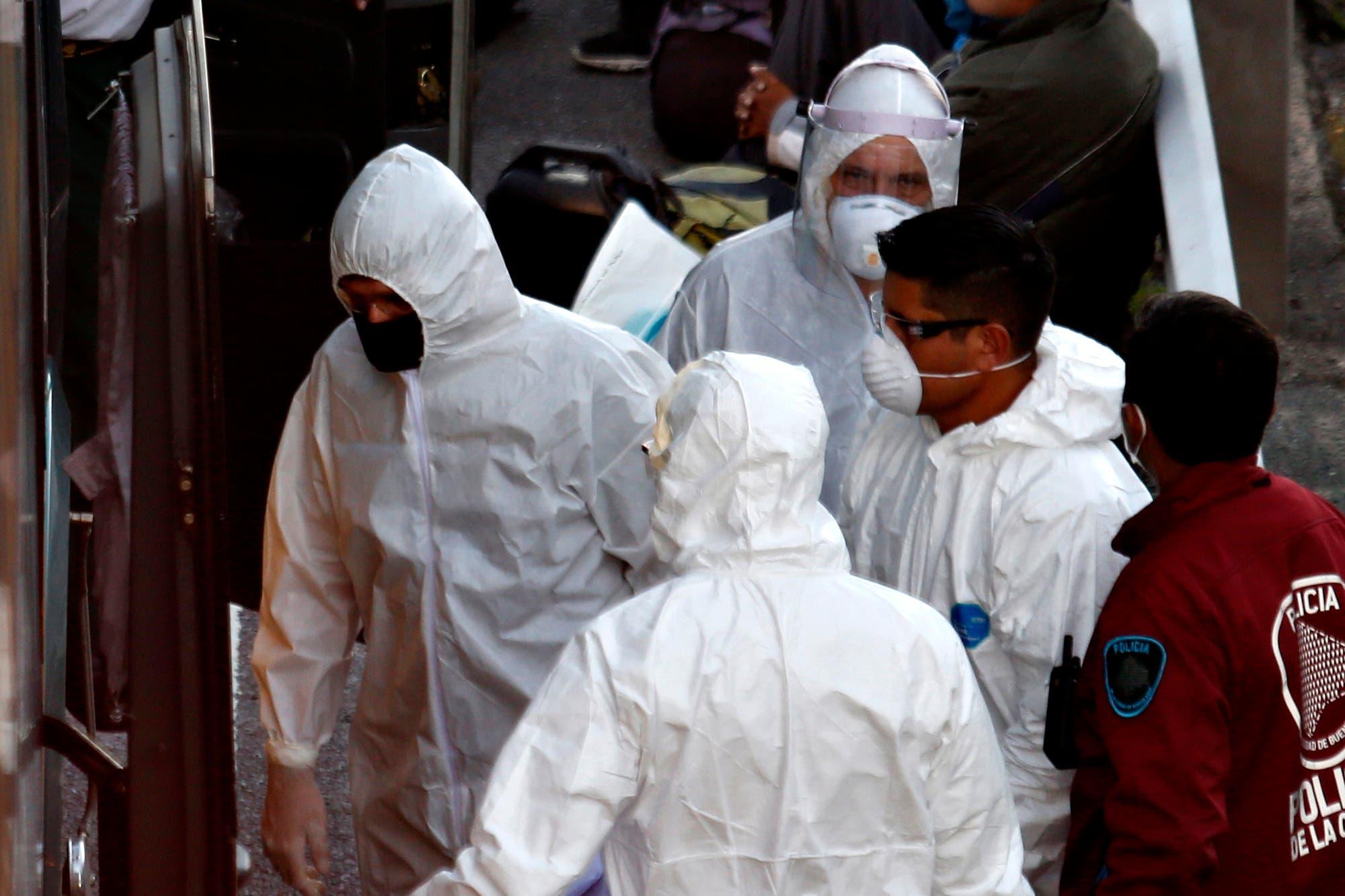 Coronavirus en la Argentina: se reportaron 98 casos nuevos y el total llegó a 1451