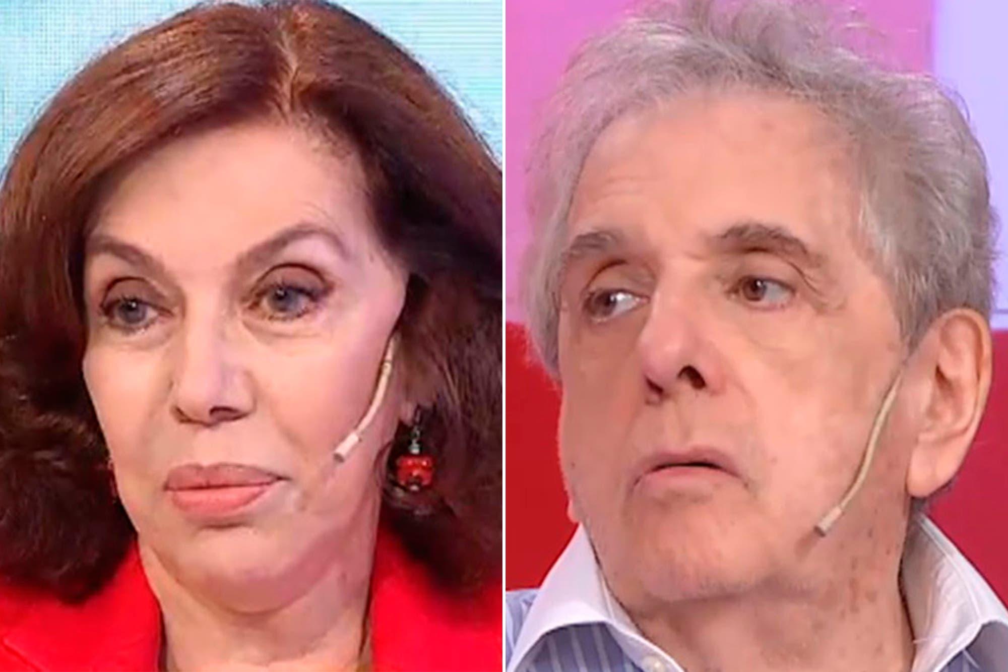 """Tras una revelación de Moria Casán, Nora Cárpena arremetió contra Antonio Gasalla: """"Odia a las mujeres"""""""