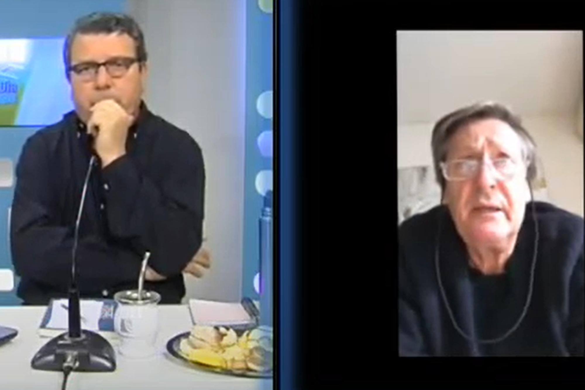 Pablo Torello: el diputado que apareció sin pantalones en una entrevista explicó cómo fue