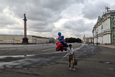 Rusia superó el millón de infectados confirmados de coronavirus