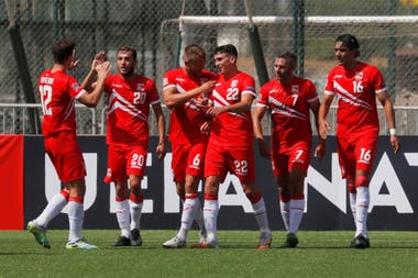 Gibraltar derrotó por 1-0 a San Marino, un seleccionado que lleva 100 partidos consecutivos sin ganar.