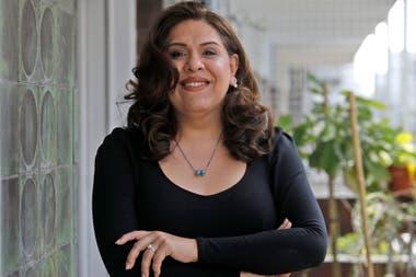 Alba Rueda es la responsable de la Subsecretaria de Políticas de Diversidad de la Nación, que depende del Ministerio de las Mujeres, Géneros y Diversidad.