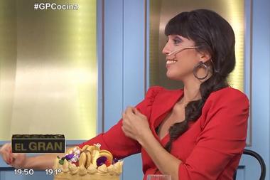 La cocinera y presidenta del jurado le ganó a Petersen en una apuesta que vinculaba la memoria