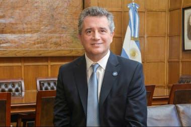 Luis Miguel Etchevehere fue ministro de Agricultura con Mauricio Macri