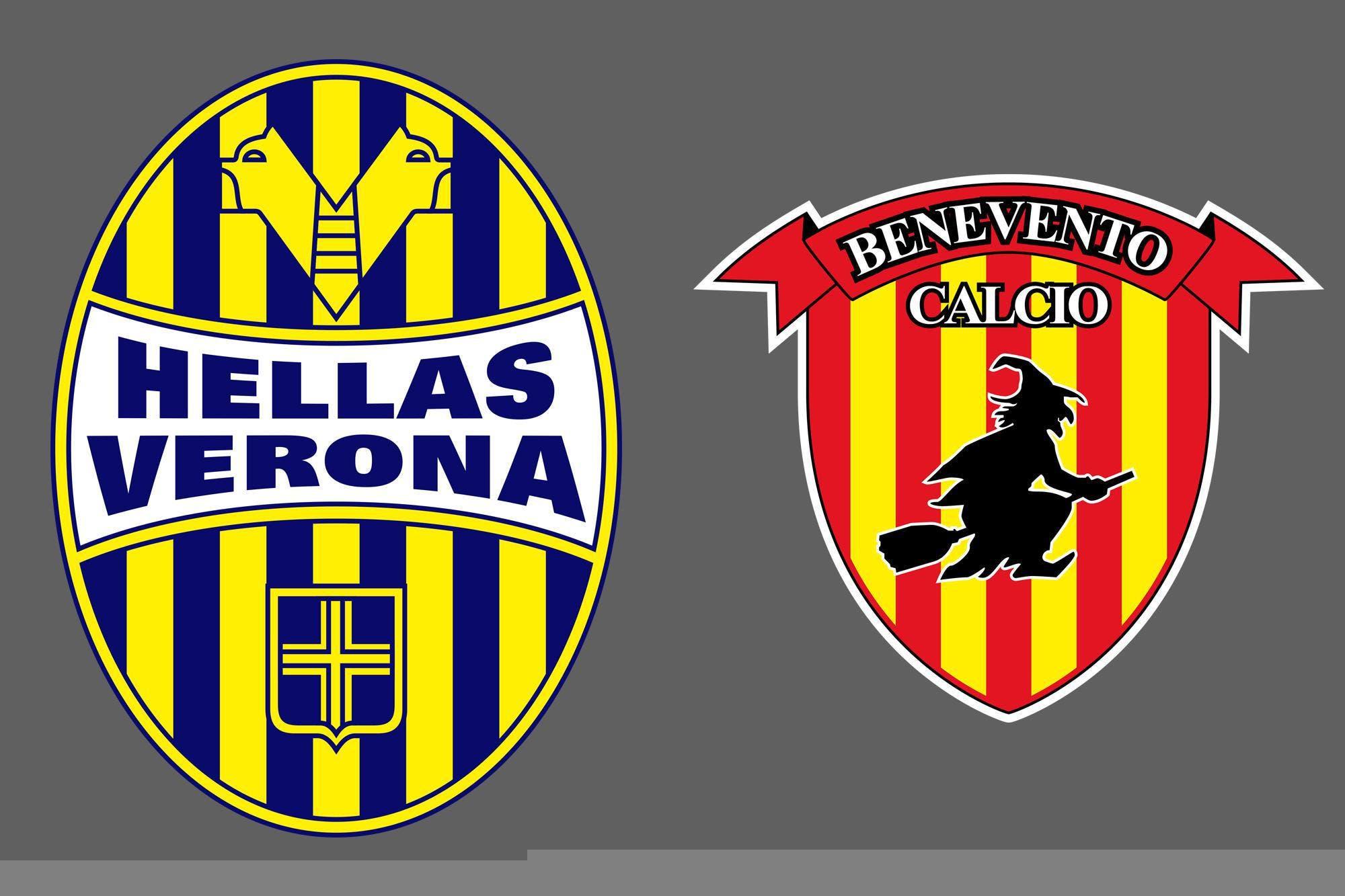 Serie A de Italia: Verona venció por 3-1 a Benevento como local