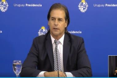 El presidente Luis Lacalle Pou y sus ministros autorizaron la apertura a través de un decreto