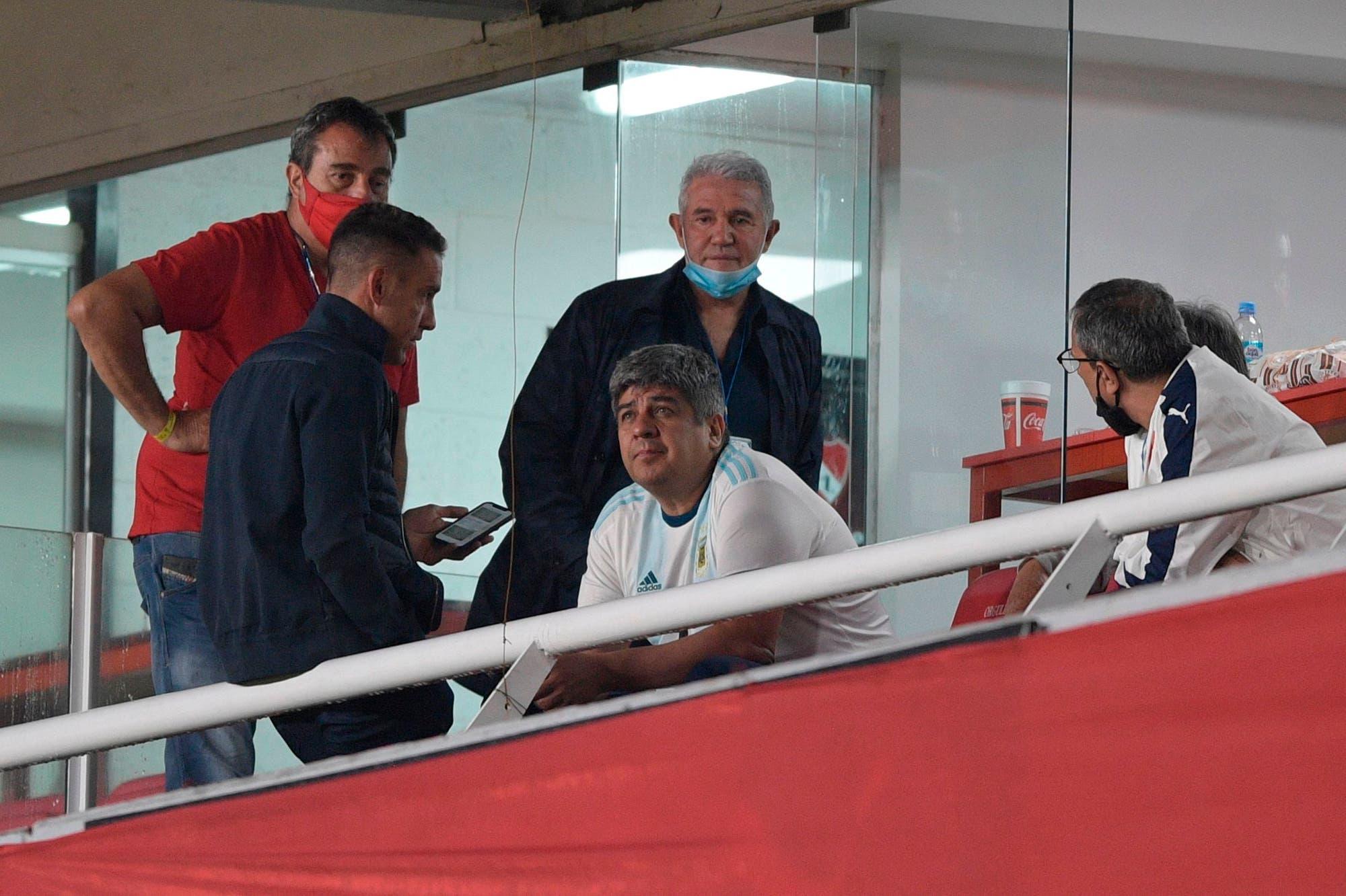 """Burruchaga y su dolor tras la salida de Independiente: """"Fue una falta de respeto"""""""