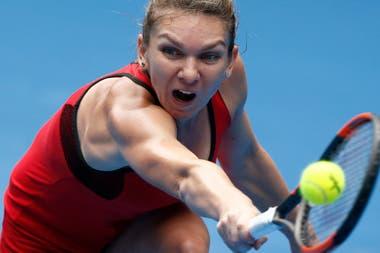 Abierto De Australia Simona Halep Ganó Una Batalla De Casi Cuatro