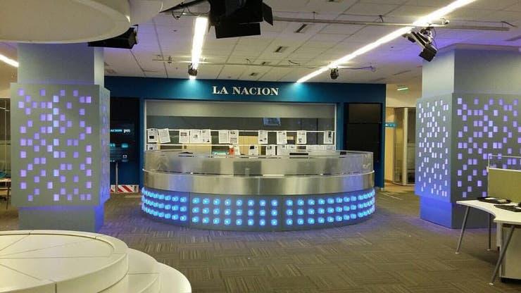 La Redacción de LA NACION, un espacio abierto a la exploración periodística