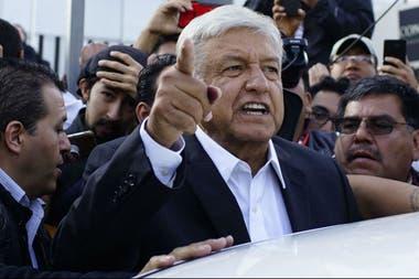 El izquierdista quiere cambios estructurales en México