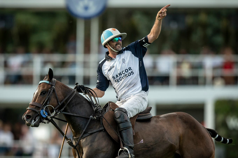 Hombre récord: los impactantes números de Adolfo Cambiaso en el Abierto de Palermo