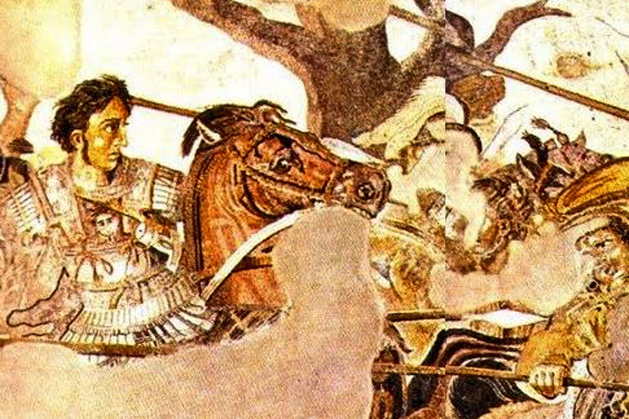 Revelan una nueva teoría de cómo murió Alejandro Magno