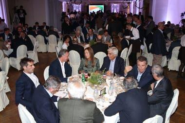 La Gobernadora Vidal asistió a la cena de inauguración de Expoagro