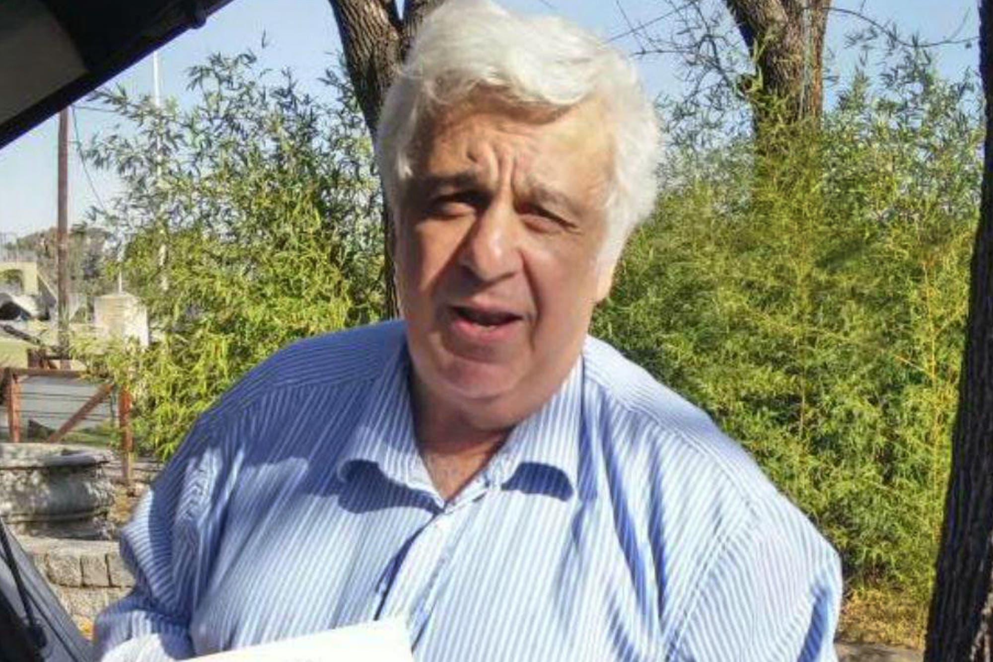 Alberto Samid, de asesor presidencial a las trompadas por TV