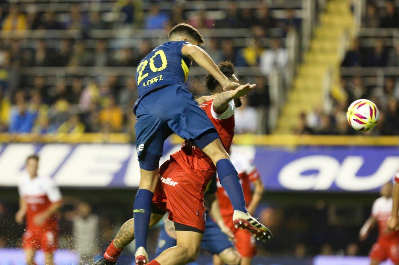 Boca-Argentinos, por la Copa de la Superliga: los xeneizes sufrieron demasiado, ganaron 1-0 y llegaron a la final