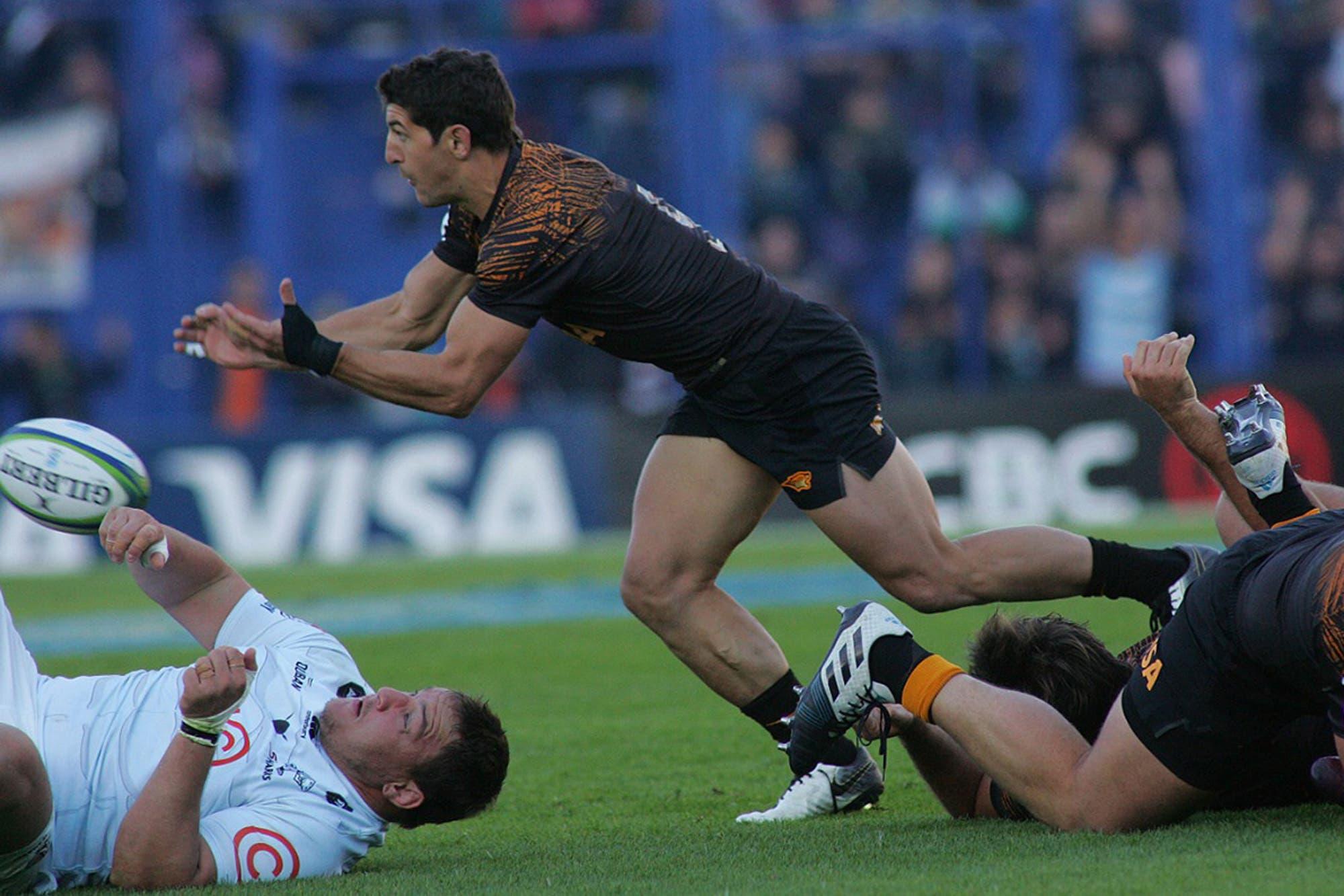 Así fueron los tries de Jaguares en la victoria ante Sharks por el Super Rugby