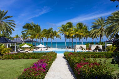 Jumby Bay Island Resort en Antigua y Barbuda