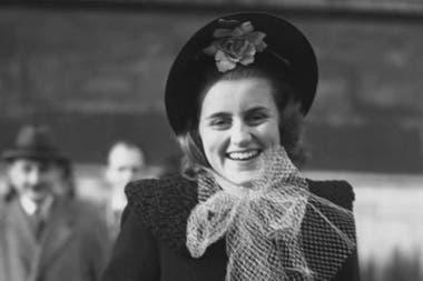Kathleen Kennedy también falleció en un accidente aéreo