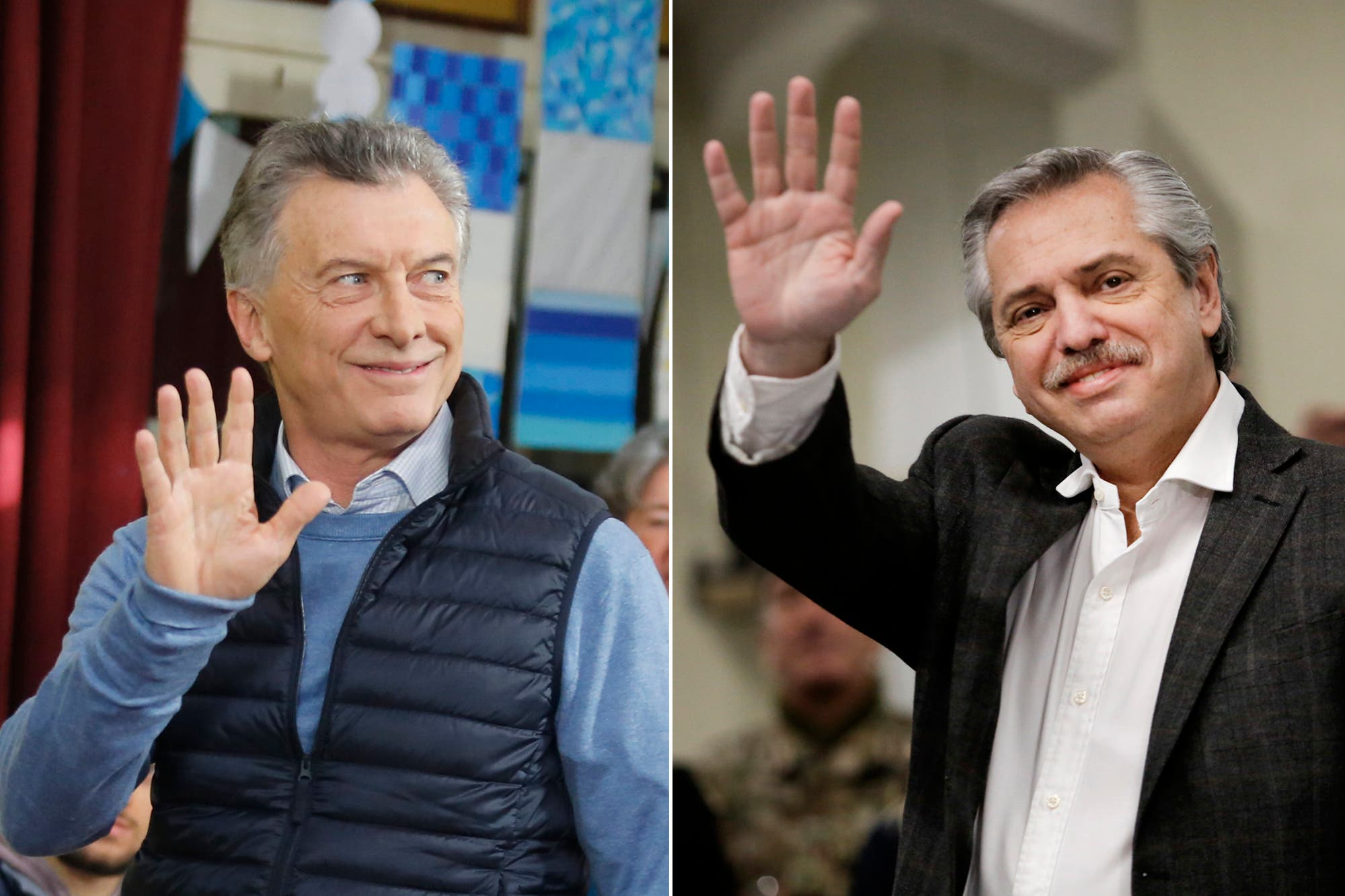 El Colegio de abogados destacó el diálogo entre Mauricio Macri y Alberto Fernández
