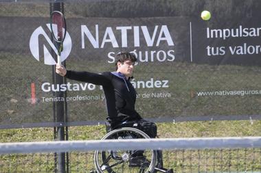 El cordobés Fernández confía en la posibilidad de jugar el torneo en Flushing Meadows durante las fechas originales.