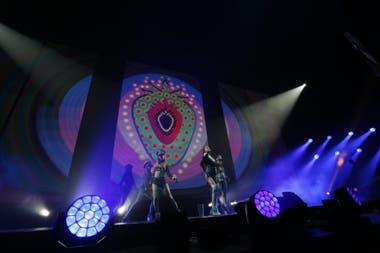 El show de Tini Stoessel en el Movistar Arena