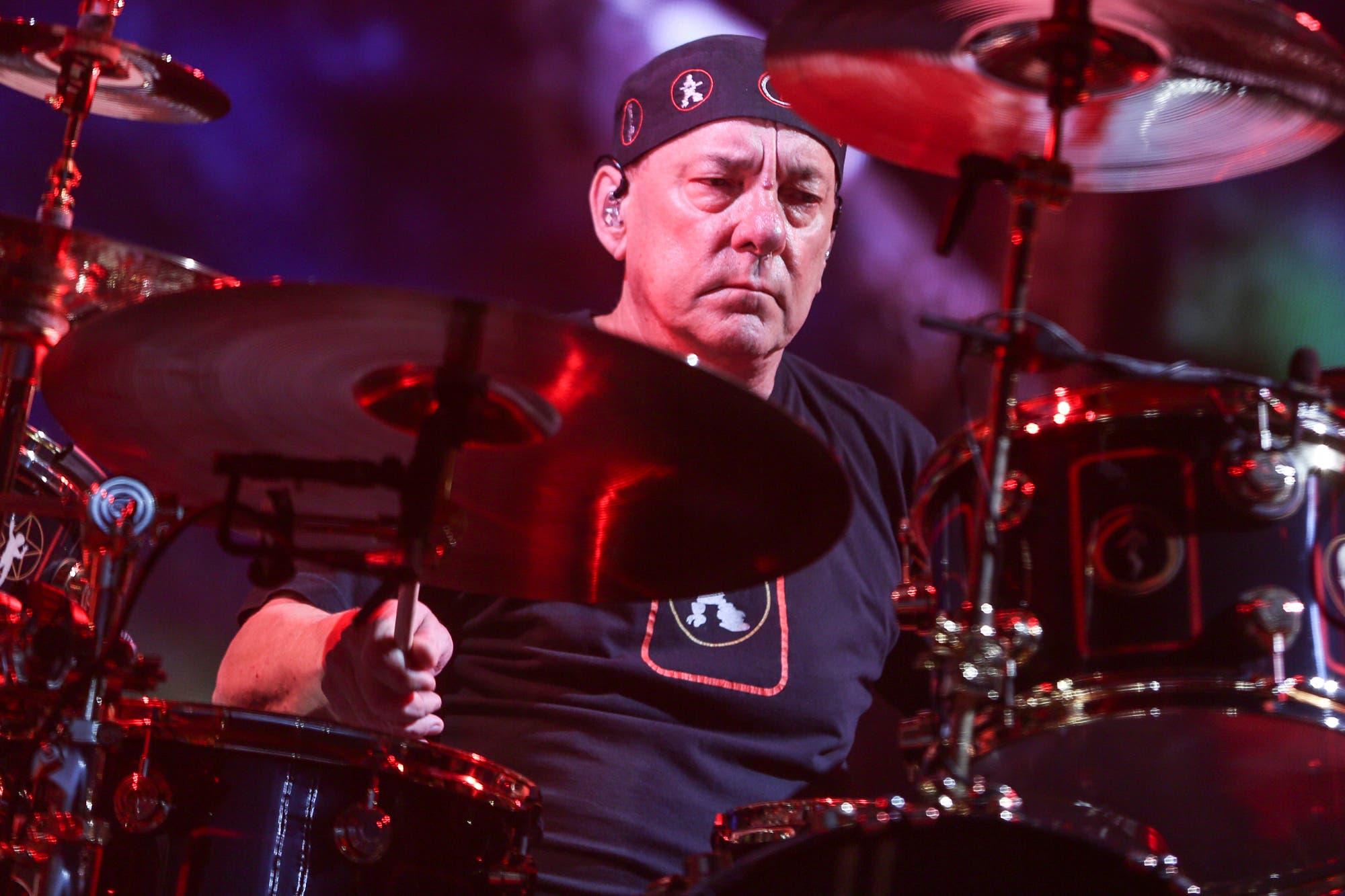 Murió el baterista de Rush, Neil Peart