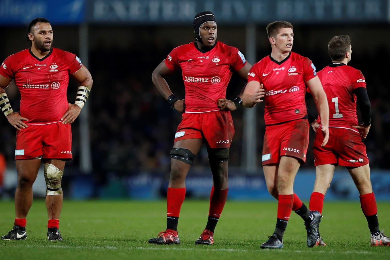Escándalo en el rugby: Saracens, una potencia europea, desciende por no respetar los topes salariales