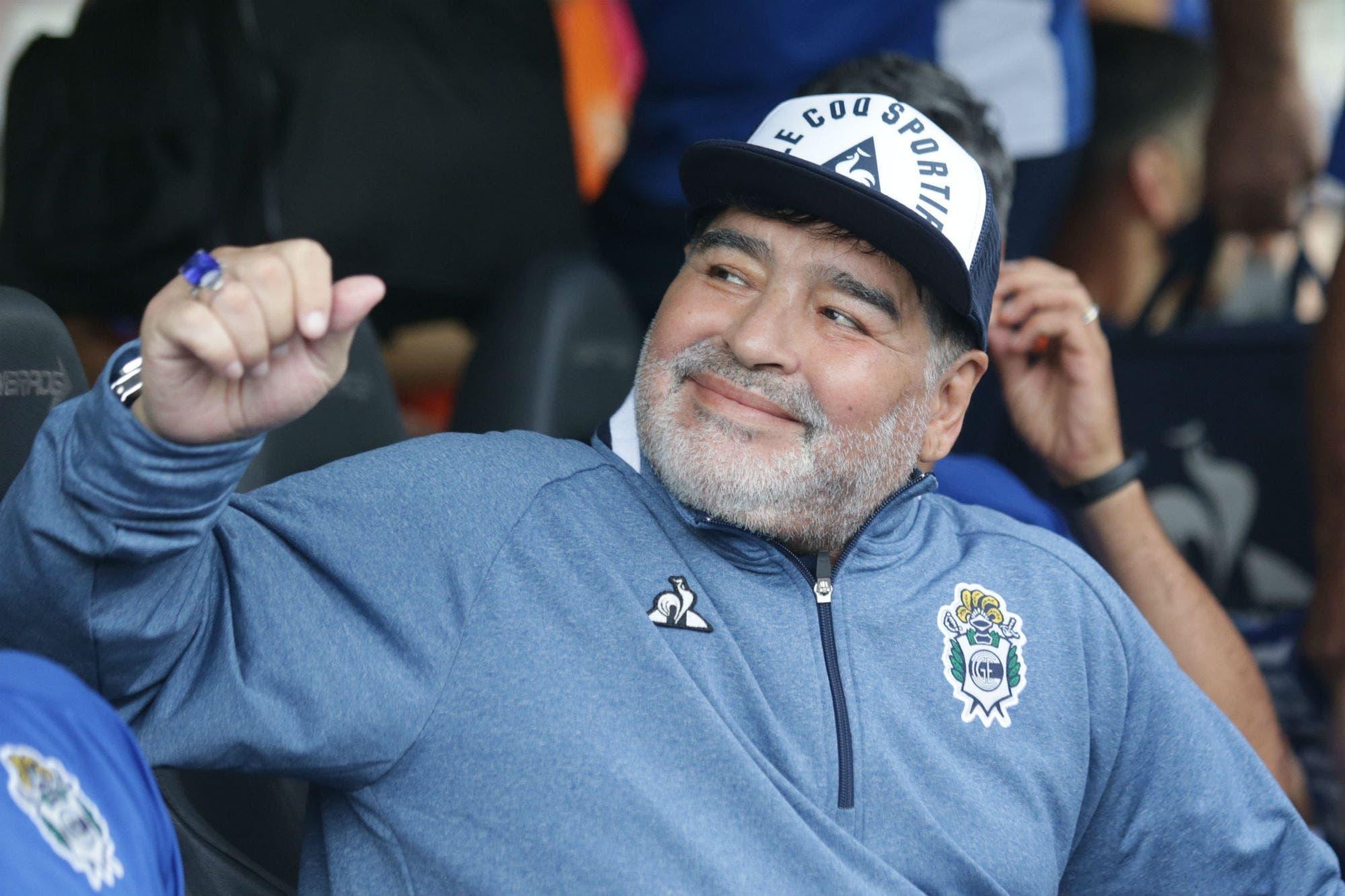 TyC Sports: En Superfútbol revelaron quién encabezará el homenaje a Diego Maradona en su regreso a la cancha de Boca