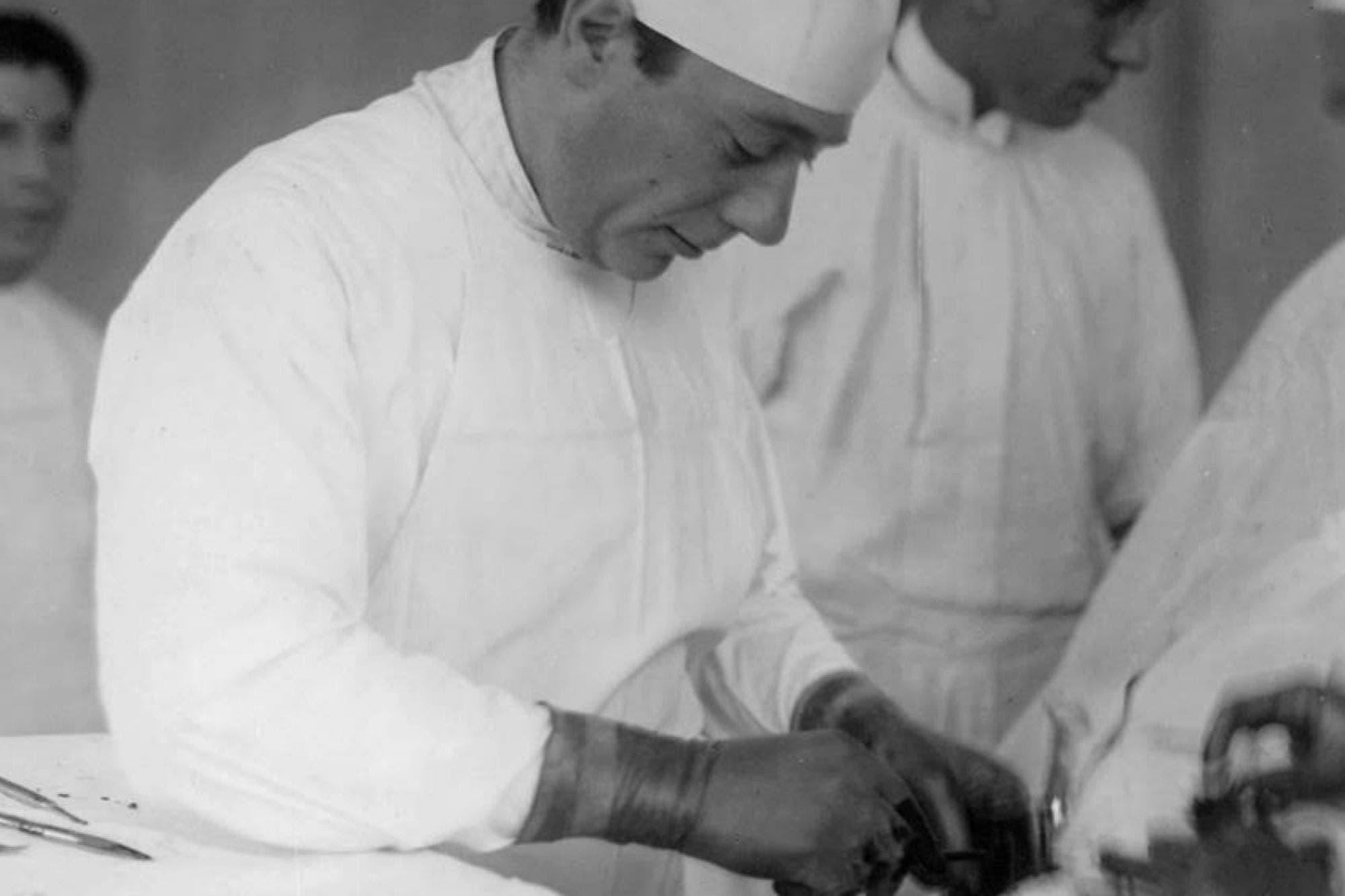 Los inventos de Enrique Finochietto que cambiaron el instrumental quirúrgico a nivel mundial - LA NACION