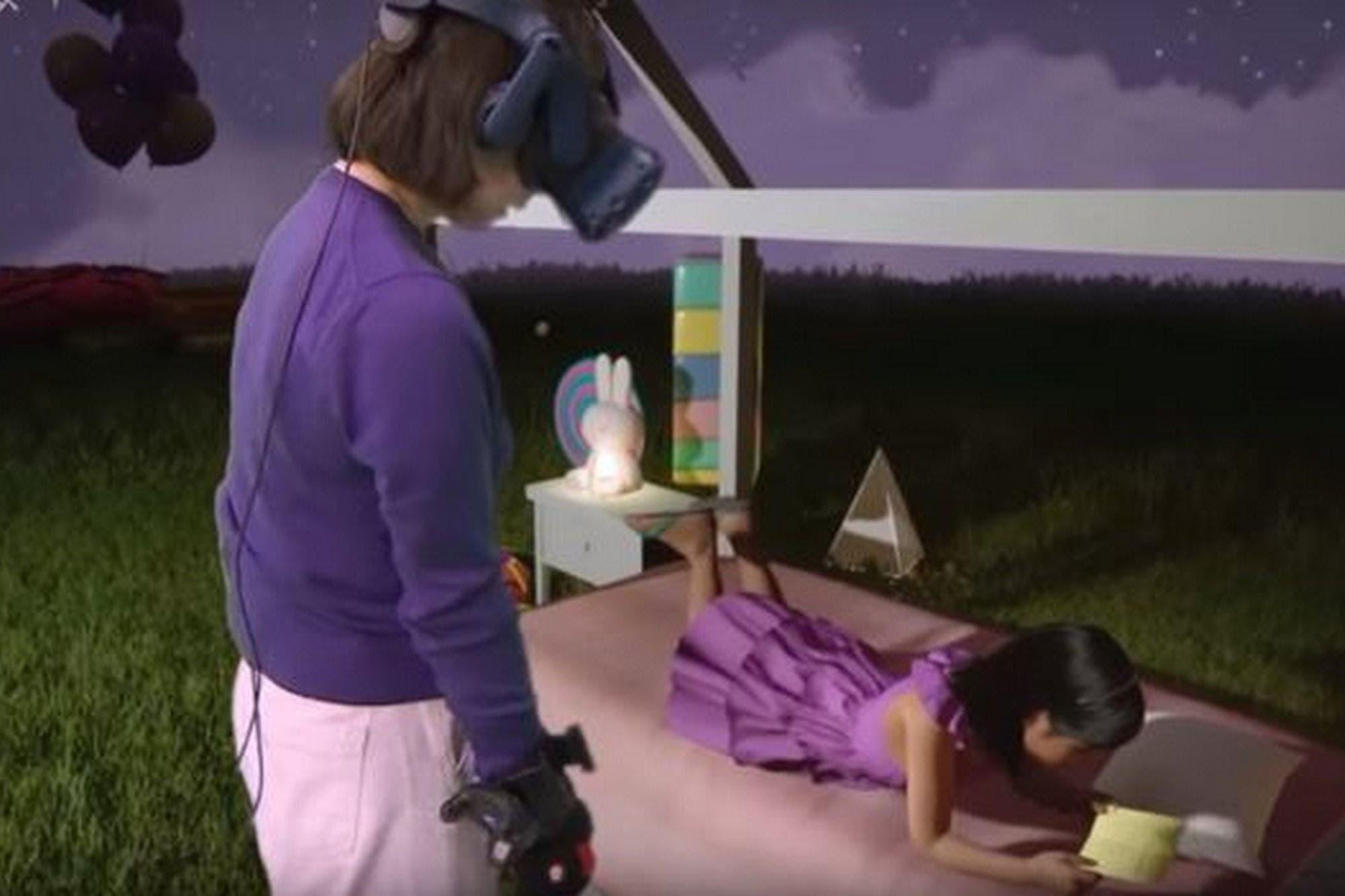 El polémico caso de una madre que se reencontró con su hija muerta con un visor de realidad virtual