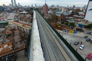 Resultado de imagen para Retoman las obras para completar el Viaducto San Martin