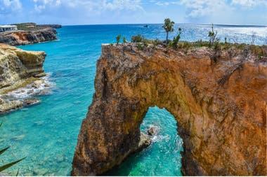 Los increíbles paisajes de Anguila, que ofrece tranquilidad absoluta en el Caibe