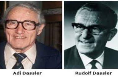 Antes de separarse, Adi era el que le daba el diseño a las zapatillas y Rudi era el vendedor