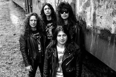 Hermética, la banda liderada por Ricardo Iorio, está en el primer lugar de la lista de RS con Ácido argentino, su segundo disco
