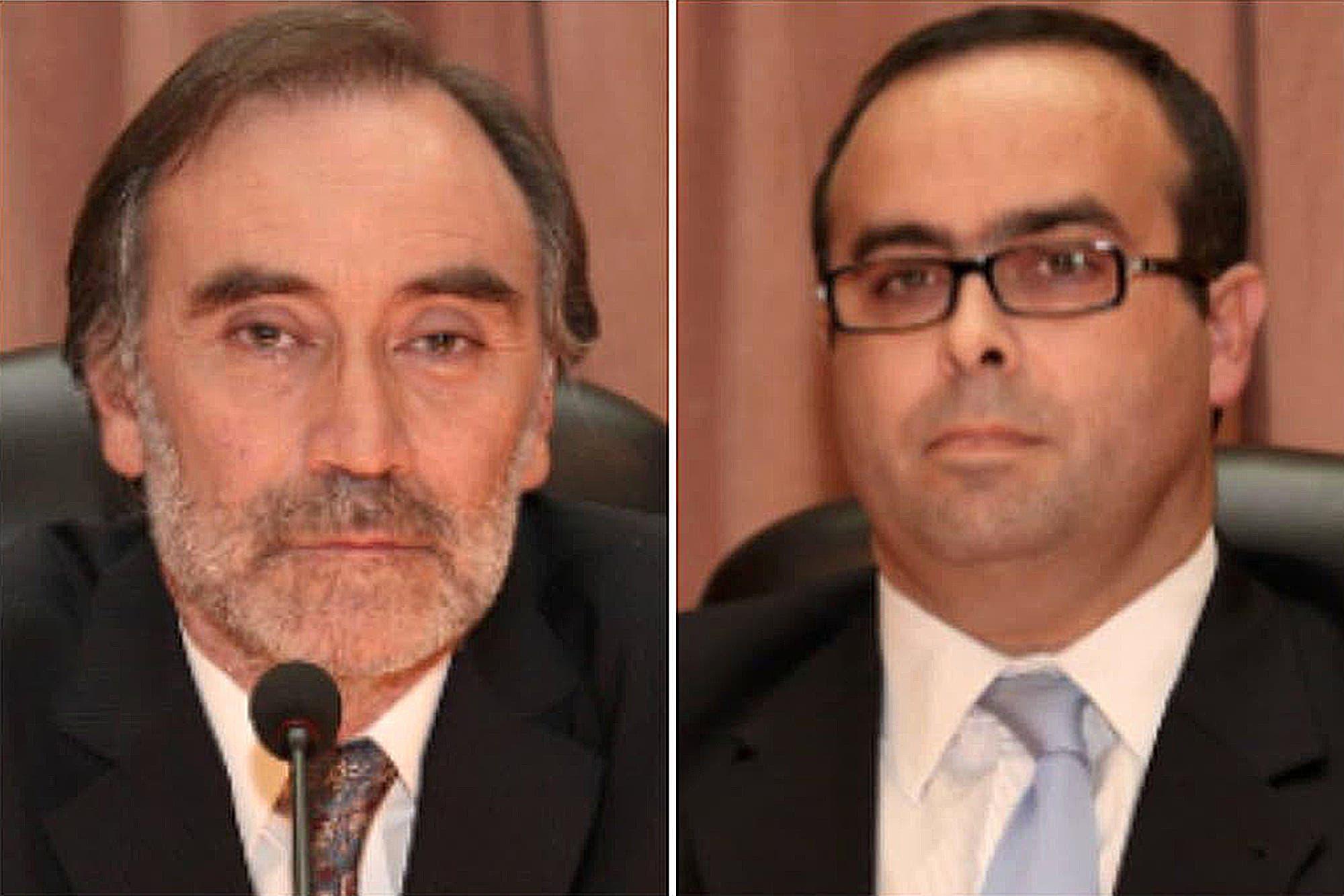 Los camaristas Leopoldo Bruglia y Pablo Bertuzzi dijeron que es inconstitucional la revisión de sus traslados